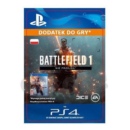 Battlefield 1 - nie przejdą dlc [kod aktywacyjny] marki Sony