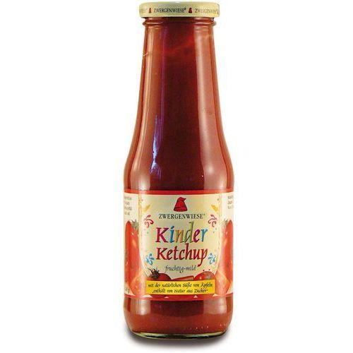 Ketchup dla dzieci bez cukru 500ml BIO (bezglutenowy) - Zwergenwiese, 174