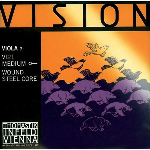 Thomastik (637838) vision synthetic core struna do altówki - d średnia - vi22a