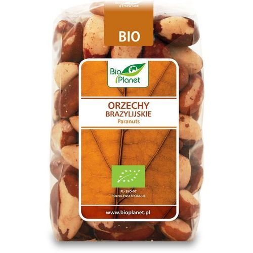 Bio Planet: orzechy brazylijskie BIO - 350 g, 878