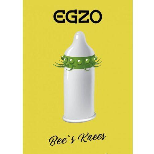 Prezerwatywa condom bee`s knees 1szt. marki Egzo