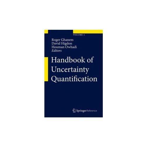 Handbook of Uncertainty Quantification, 2 Vols. (9783319123844)