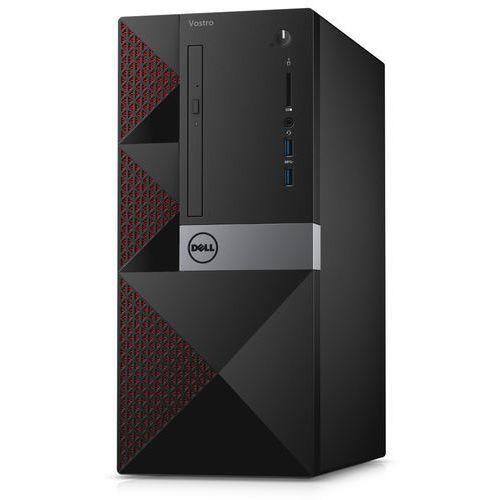 vostro 3668 mt intel core i3-7100 4gb 1tb w10 pro - produkt w magazynie - szybka wysyłka! marki Dell