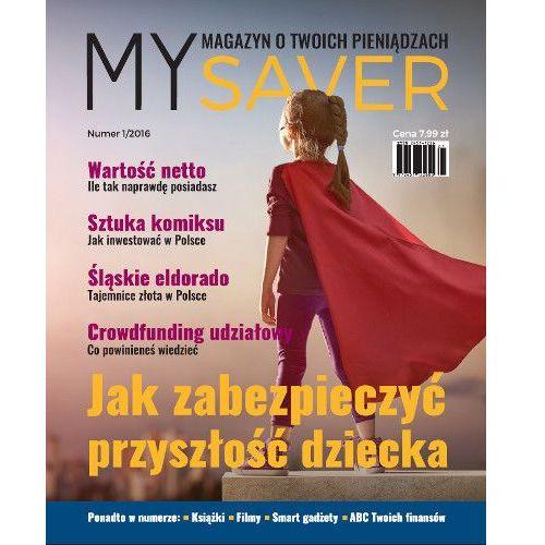 Magazyn Mysaver numer 1/2016 (wydanie papierowe)