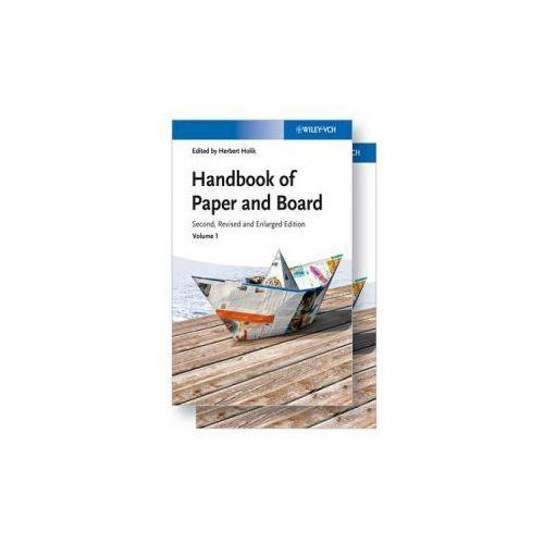 Handbook of Paper and Board (9783527331840)