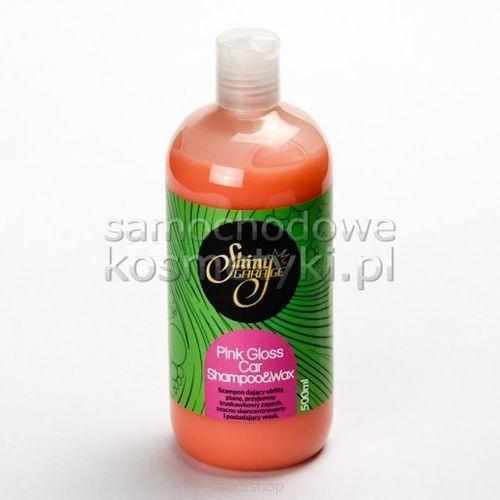 Pink Gloss Car Shampoo&Wax, marki Shiny Garage do zakupu w SamochodoweKosmetyki.pl