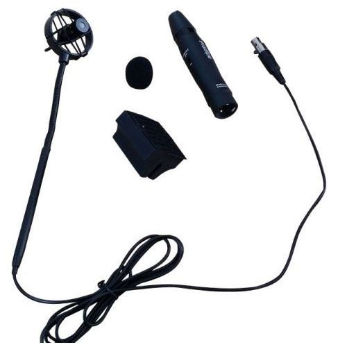 al21 zestaw mikrofonów do akordeonu (3 szt. z akcesoriami) marki Prodipe