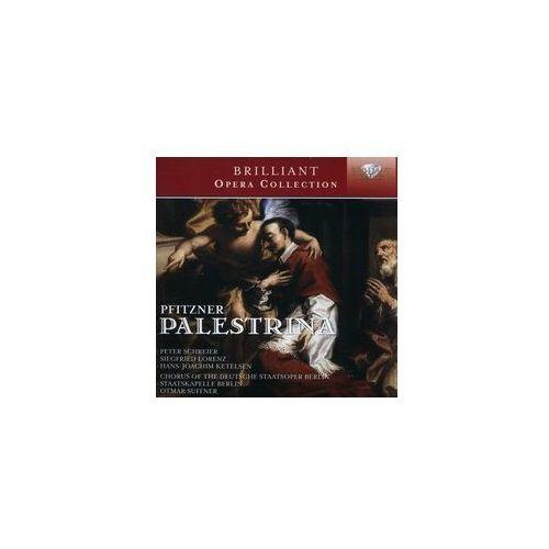 Mac Brilliant opera collections: pfitzner: palestrina