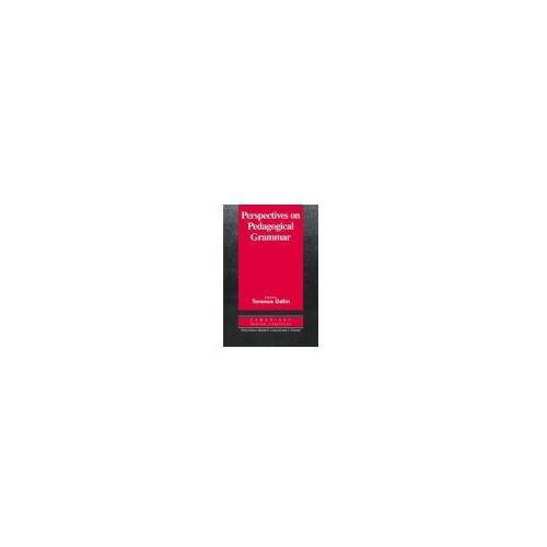 Perspectives on Pedagogical Grammar (9780521449908)