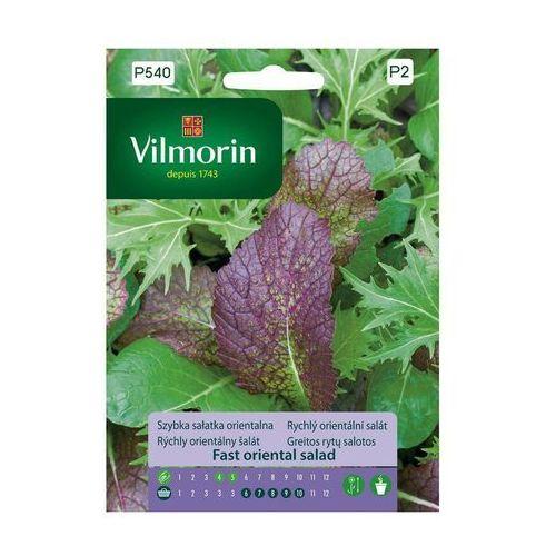 Vilmorin Mieszanka szybka sałatka orientalna nasiona tradycyjne 0.5 g (5907617322332)