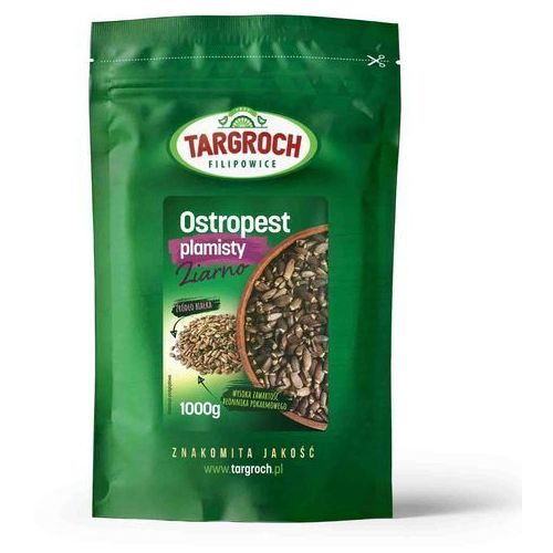 Ostropest ziarno 1000g Targroch, TG283