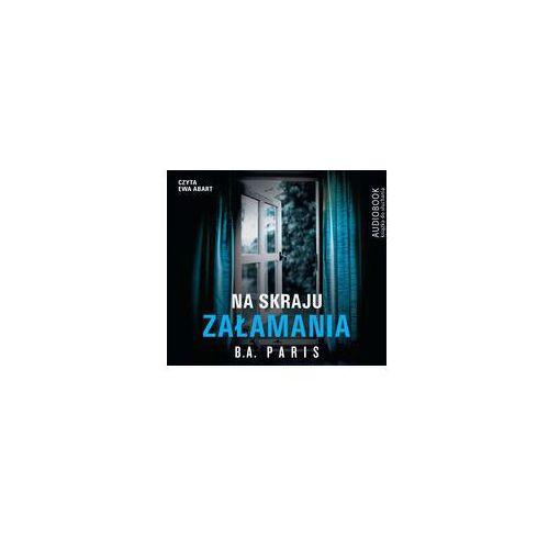 Na skraju załamania audiobook (Płyta DVD) (9788381251310)