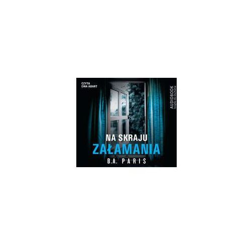 Na skraju załamania audiobook (Płyta DVD), 89950904166DV (8773917)