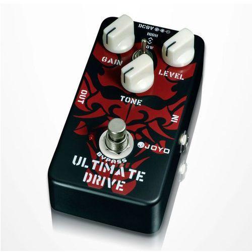jf-02 ultimate drive efekt gitarowy marki Joyo