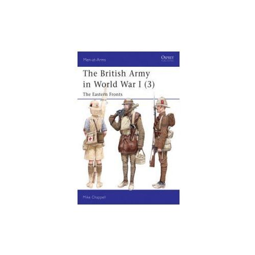 British Army in World War I, M. Chappell