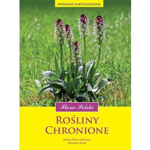 Rośliny chronione Flora Polski (2018)