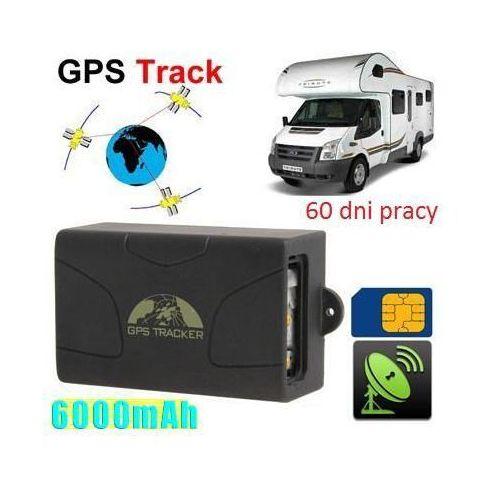 Lokalizator Pojazdów, Osób... GPS (60-dni Pracy!) + Podsłuch + On-line + Magnes.. (cały świat!)., produkt marki GPS Tracker