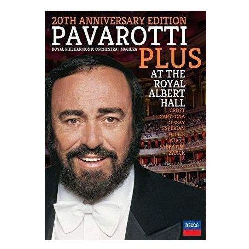 Luciano Pavarotti - PAVAROTTI PLUS AT THE ROYAL ALBERT HALL