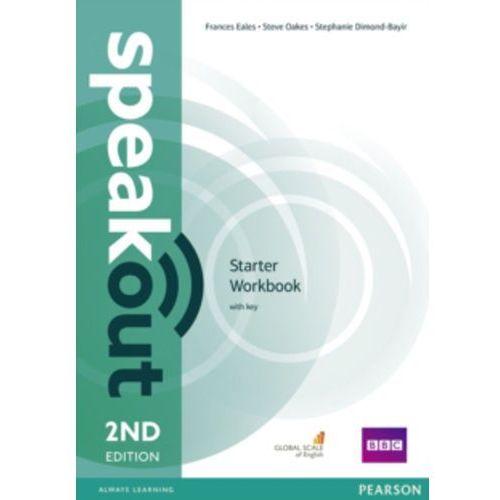 Speakout 2ed Edition Starter. Ćwiczenia z Kluczem (9781447977070)