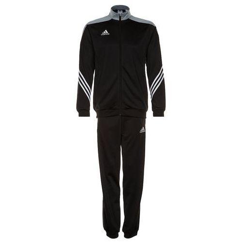 adidas Performance SERENO Dres black/silver - produkt z kategorii- dresy męskie komplety