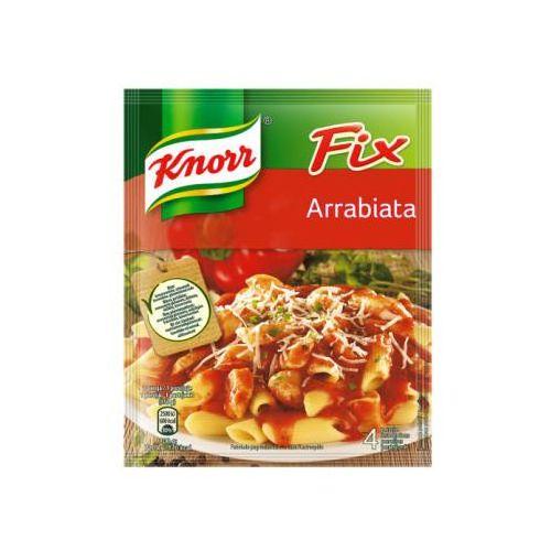 Knorr Rurki arrabiata z kurczakiem (8712100404917)