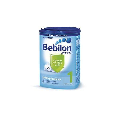 Mleko początkowe Bebilon 1 z Pronutra 800g Nutricia (mleko dla dzieci)