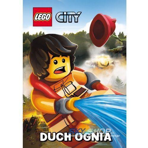 LEGO® City. Duch Ognia LNR11 (ISBN 9788325312459)