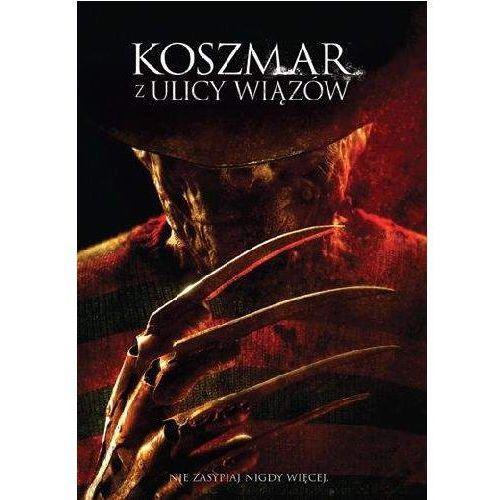 Koszmar z ulicy Wiązów (DVD) - Samuel Bayer OD 24,99zł DARMOWA DOSTAWA KIOSK RUCHU (7321909085695)
