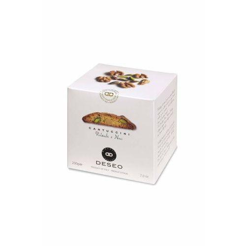 Deseo cantuccini pistacje i orzechy włoskie 200g (8032532380857)