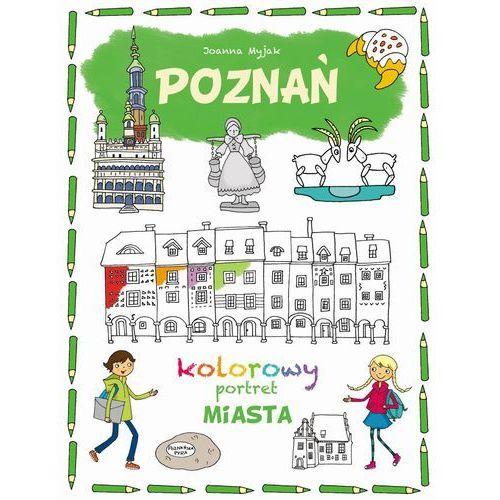 Poznań Kolorowy portret miasta, Olesiejuk