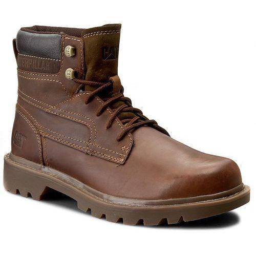 Trapery CATERPILLAR - Bridgeport P719195 Brown Sugar, kolor brązowy
