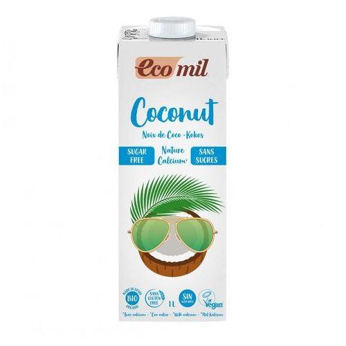 Napój kokosowy bez cukru z wapniem BIO 1l - Ecomil