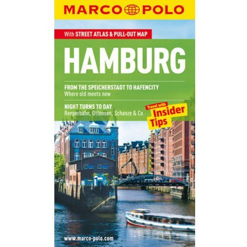 Hamburg Marco Polo Guide, MAIRDUMONT GmbH Co. KG