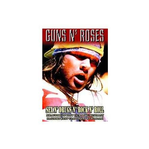Mtj Guns n roses - sex n drugs n rock n roll (5906409800287)