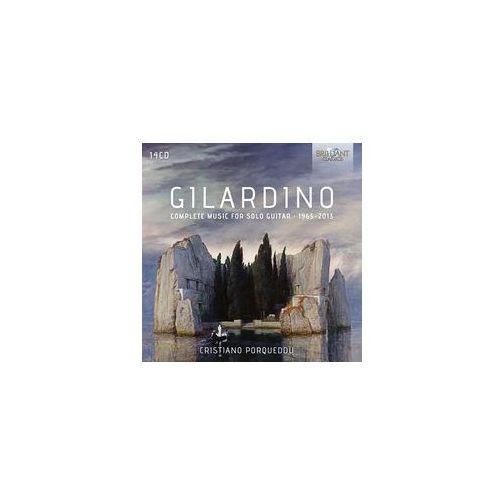 Brilliant classics Complete music for solo guitar 1965 - 2013 - dostawa 0 zł (5029365942522)