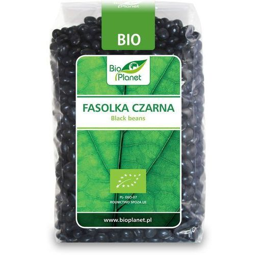 Bio Planet: fasolka czarna BIO - 400 g