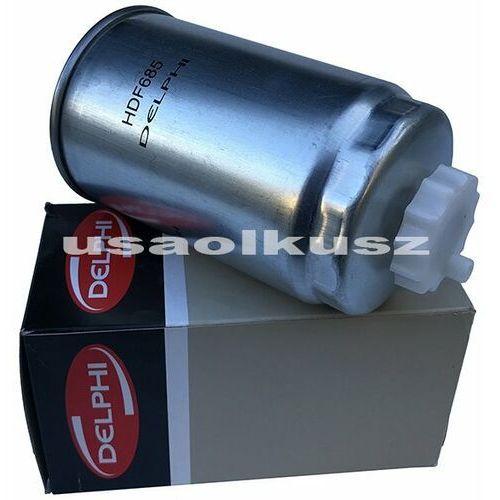 Filtr paliwa dodge journey 2,0 crd marki Delphi