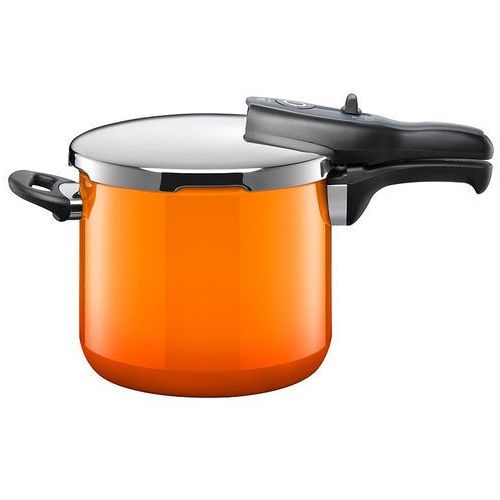 Silit szybkowar sicomatic t-plus 6.5l orange indukcja