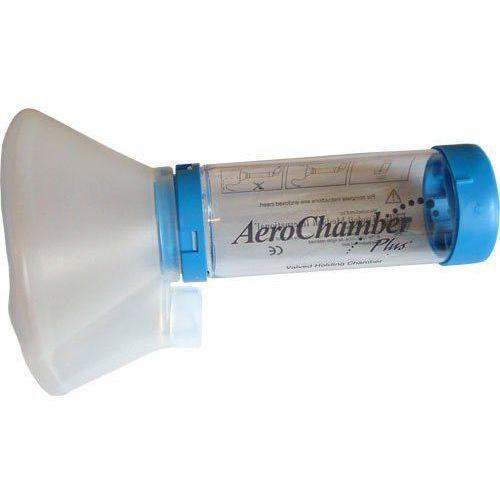 Komora inhalacyjna AeroChamber Plus z maską dla dorosłych (inhalator)