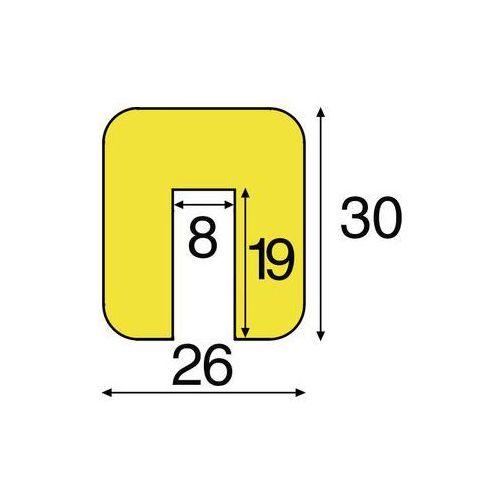 Okrawędziowanie knuffi®,typ g, indywidualne docięcie, na metr bieżący marki Shg pur-profile