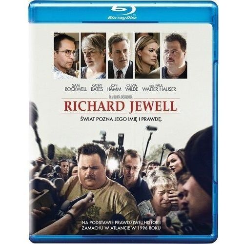 Galapagos Richard jewell (blu-ray)