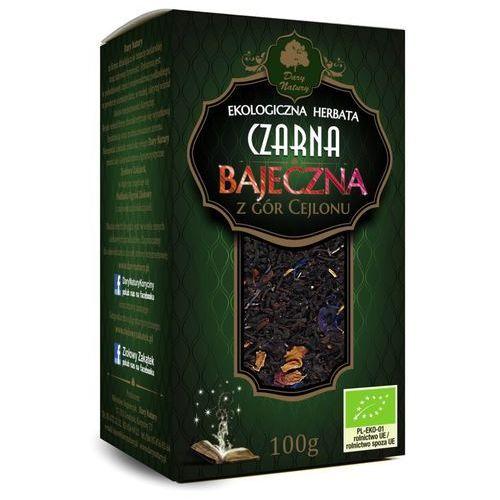 Dary natury - herbatki bio Herbata czarna bajeczna bio 100 g - dary natury