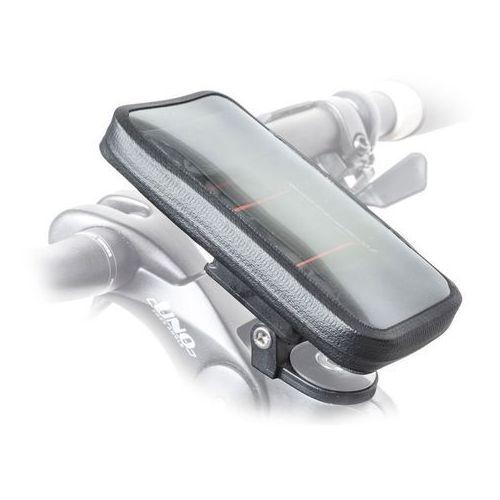 Author Etui na telefon na wspornik kierownicy shell 150x79mm czarny (8590816025752)