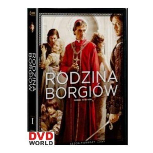 Imperial cinepix Rodzina borgiów - sezon 1 (3xdvd) - neil jordan darmowa dostawa kiosk ruchu (5903570152412)