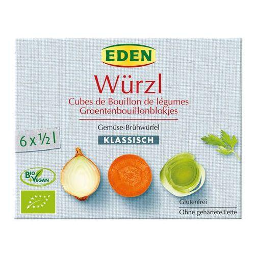 Kostki warzywne BIO 66g (6x11g) - EDEN