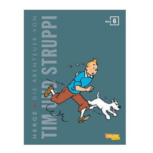 Die Abenteuer von Tim und Struppi (Kompaktausgabe). Bd.6