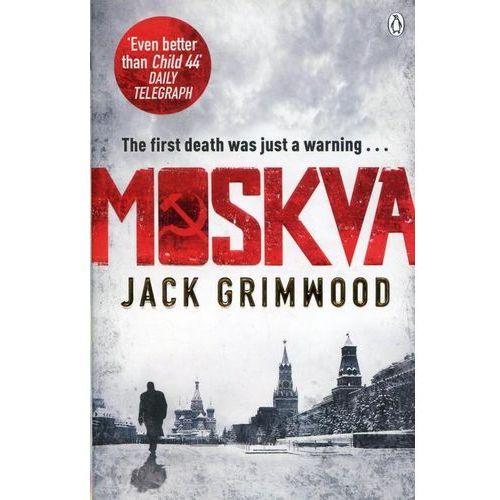 Moskva - Dostawa 0 zł, oprawa miękka