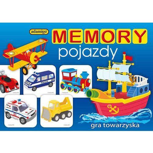 Adamigo Gra memory pojazdy