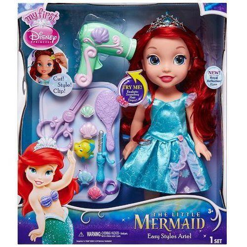 Lalka JAKKS PACIFIC 86820 Ariel z akcesoriami do włosów + DARMOWY TRANSPORT! (lalka)