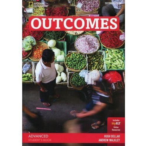 Outcomes Advanced 2nd Edition. Podręcznik + DVD + Access Code (216 str.)